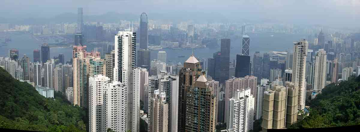 30年で大発展を遂げた・中国「深圳」の高層ビル群の高画質画像まとめ!