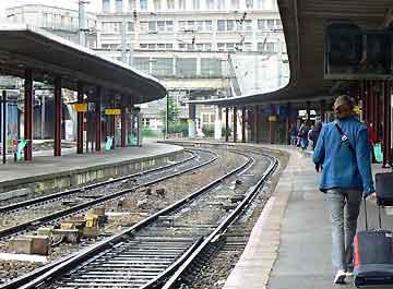 アミアン駅