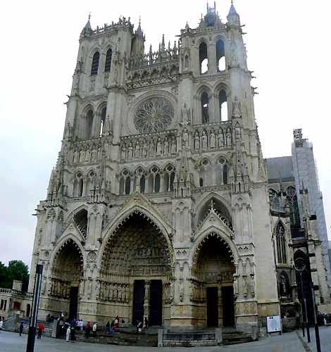 ノートルダム大聖堂 (アミアン)の画像 p1_6