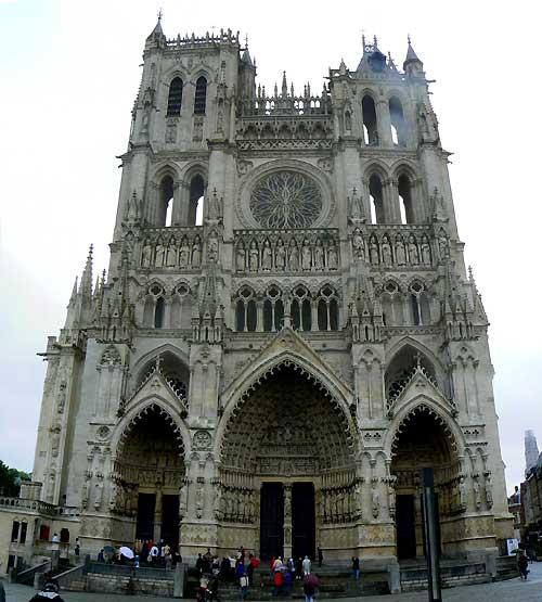 ノートルダム大聖堂 (アミアン)の画像 p1_8