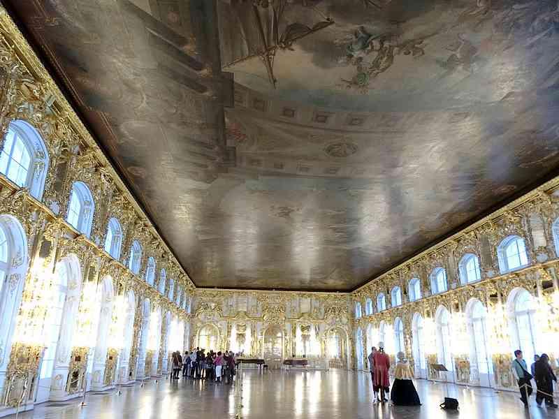 エカテリーナ 宮殿
